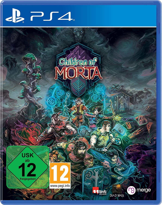 Children of Morta (PS4) für 15,97€ (Amazon Prime & Saturn Abholung)
