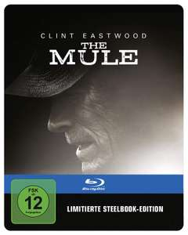 The Mule Limited Steelbook Edition (Blu-ray) für 9,74€ (Amazon Prime & Saturn Abholung)