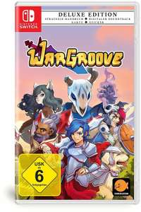 Wargroove Deluxe Edition (Switch) für 19,77€ (Amazon Prime & Saturn Abholung)