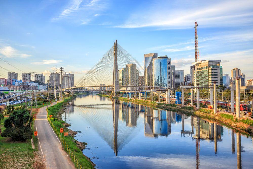 Flüge: Sao Paulo u. Rio / Brasilien (bis August 21) Hin- und Rückflug von Budapest ab 65€ / Business Class ab 380€