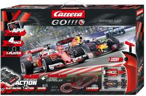 Carrera GO!!! PLUS Power Lap Autorennbahn für 54,98€ (Amazon & Saturn Abholung)