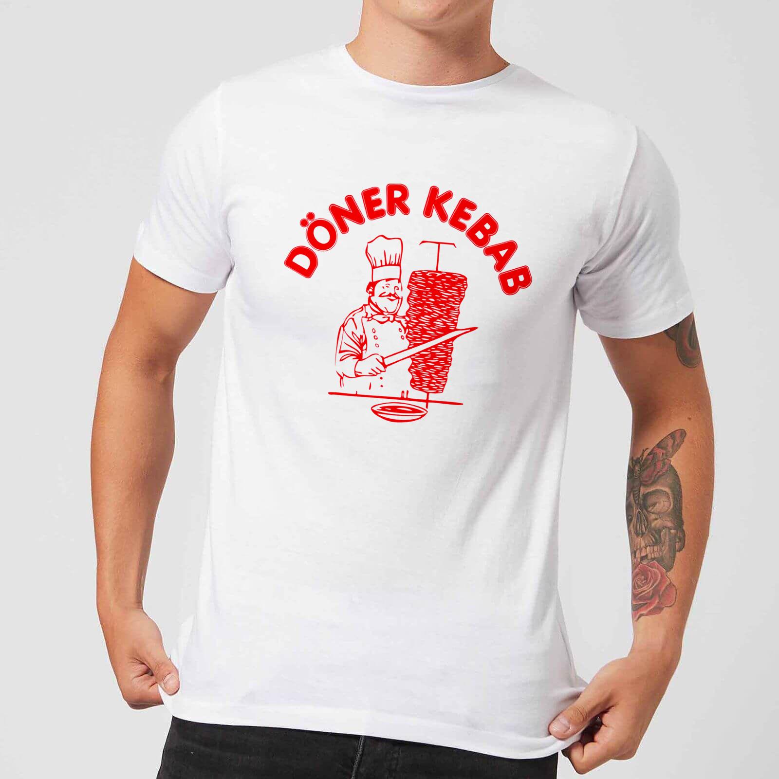 Döner Kebab T-Shirt / Größe S für 5,54€ und M, L, XL, XXL für 6,15€ [Aliexpress]