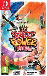 Street Power Football(Switch) [Netgames]