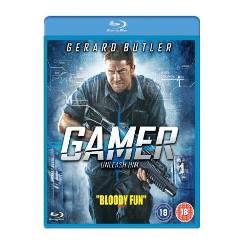 Gamer Blu-Ray für 6,26 Euro (ohne dt. Ton)