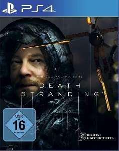 Death Stranding (PS4) [Hitseller]