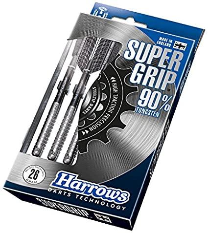 Nischendeal: Harrows Supergrip Steeldarts Dartpfeile div. Gewichte verfügbar