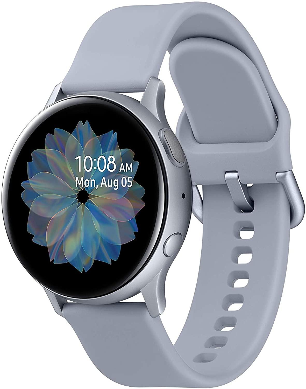 Samsung Galaxy Watch Active2 Aluminium 44mm Explorer Edition (LTE) silber