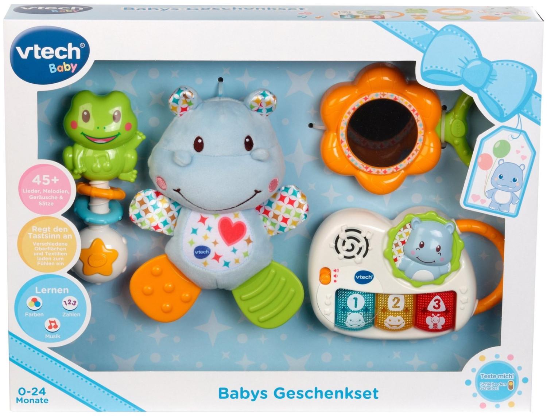 Vtech Babys Geschenkset, Babyspielzeug (Blau) für 13,61€ (Saturn Abholung)