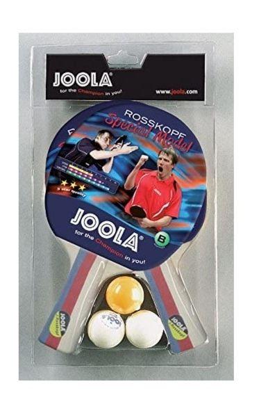 [Amazon Prime oder Packstation] Joola Tischtennis GmbH Rossi Tischtennisset