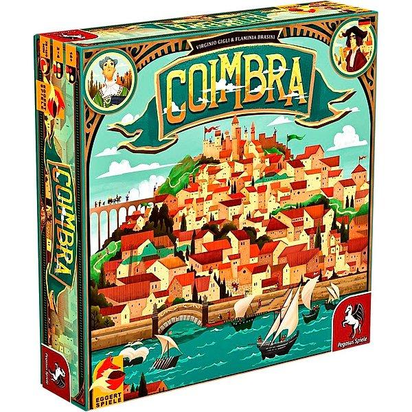 Coimbra - Brettspiel, Gesellschaftsspiel