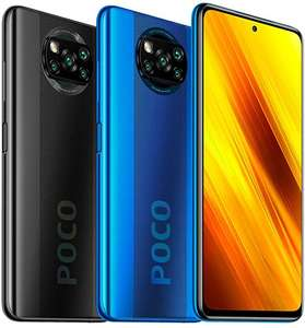 "Xiaomi Poco X3 128GB (Snapdragon 732G, 6GB RAM, 6.67"" 120Hz Display 64MP Kamera)"
