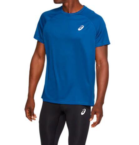 Staffelrabatt auf Sportkleidung im asics-Outlet mit 10% ab einem Teil, 20% ab zwei Teilen usw. + gratis Versand, z.B. Run Top