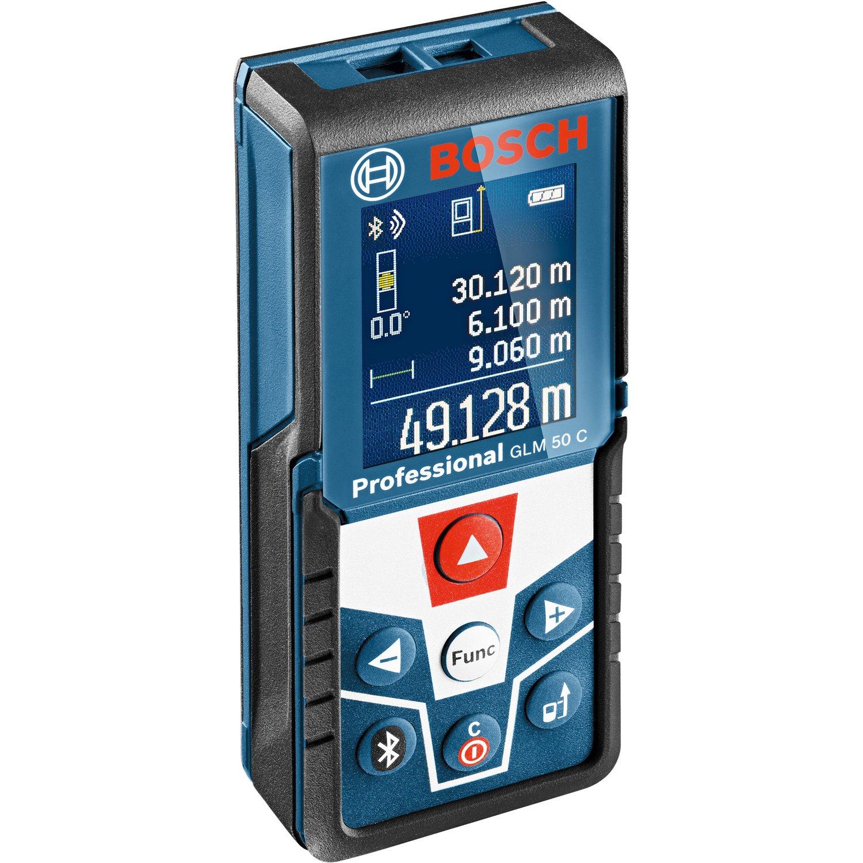 [OBI LOKAL, Würzburg-Heuchelhof] Bosch Professional Laser-Entfernungsmesser GLM 50 C für 68,24€