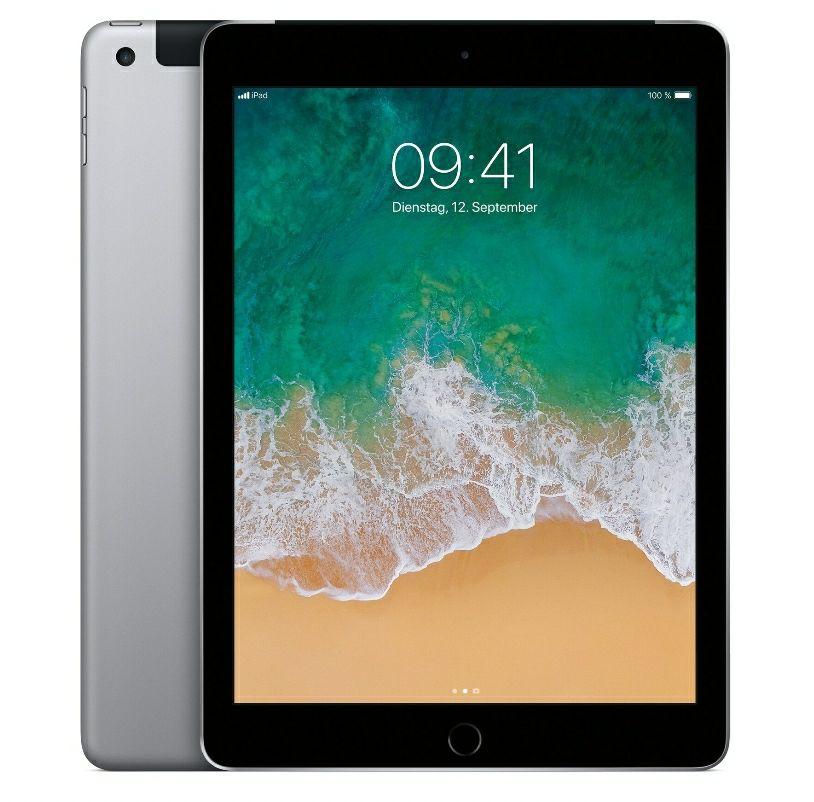 [LOKAL Gravis] iPad 2018 32GB WiFi & Cellular Spacegrau