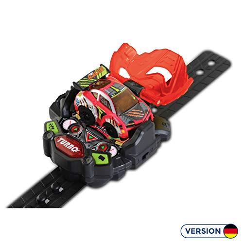 VtechTurbo Force Racers - Super Car, Ferngesteuertes Auto (Rot & Gelb) für je 8€ (Amazon Prime & Saturn Abholung)