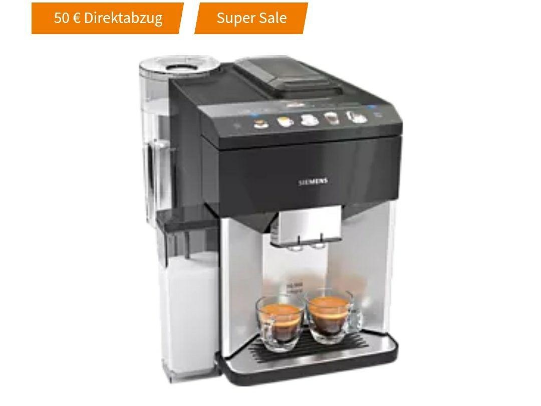 SIEMENS TQ503D01 EQ.500 Kaffeevollautomat