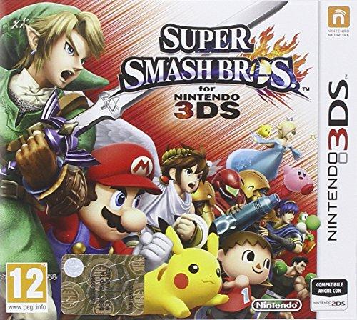 Super Smash Bros. (3DS) für 18,35€ (Amazon IT)