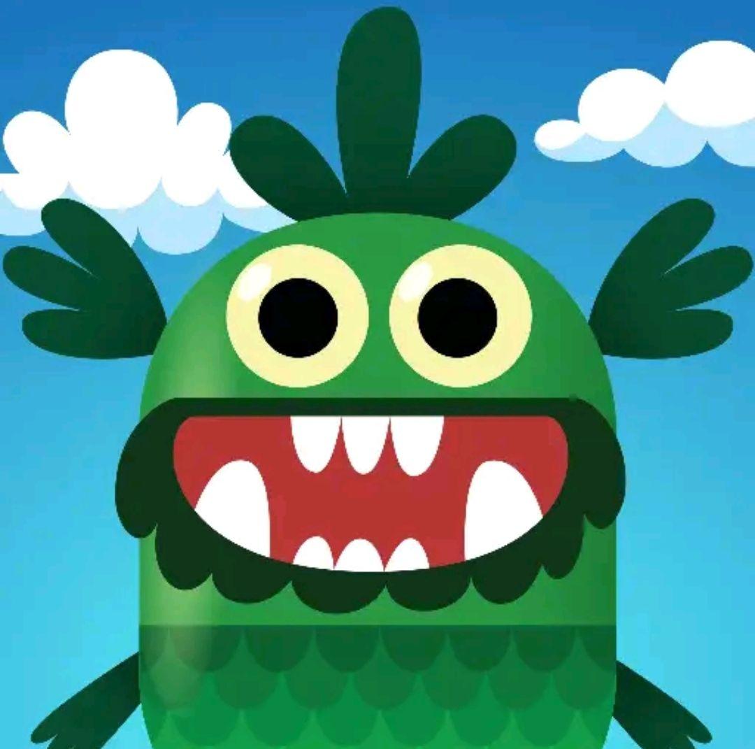 Teach Your Monster to Read - Lesen lernen auf Englisch (4,8*/4,5*, >500.000 Downloads) [iOS & Android-Freebie]