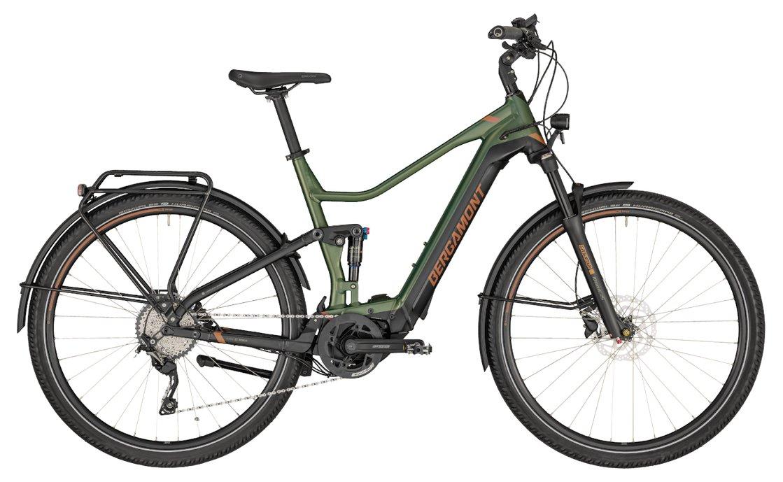Bergamont E-Horizon FS Expert 600 2020 Ebike Fahrrad