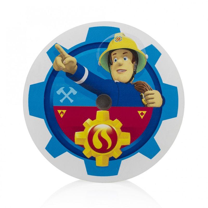 """Smartwares Mini-Rauchmelder Feuerwehrmann Sam - """"bis zu"""" 10 Jahre-Batterie"""