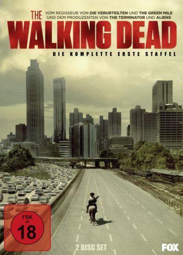 [Lokal Kempten]? The Walking Dead Staffel 1 auf BluRay für 14,99€ im Müller
