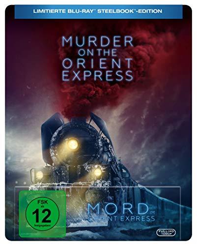 Mord im Orient Express Limited Steelbook Edition (Blu-ray) für 8,97€ (Amazon Prime)