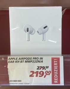 Airpods Pro bei Real (Family & Friends)