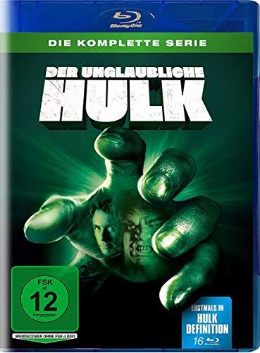 Der unglaubliche Hulk - Die komplette Serie (16 Blu-rays) für 44,63€ (Amazon)