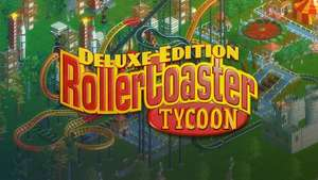 RollerCoaster Tycoon: Deluxe für 1,79€ / Airline Tycoon Deluxe für 1,69€ / SimCity™ 3000 Unlimited für 2,09€ (GOG)