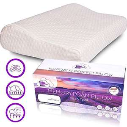 [AMAZON] Cloud Pillow - Orthopädisches Nackenkissen für 30 Cent!