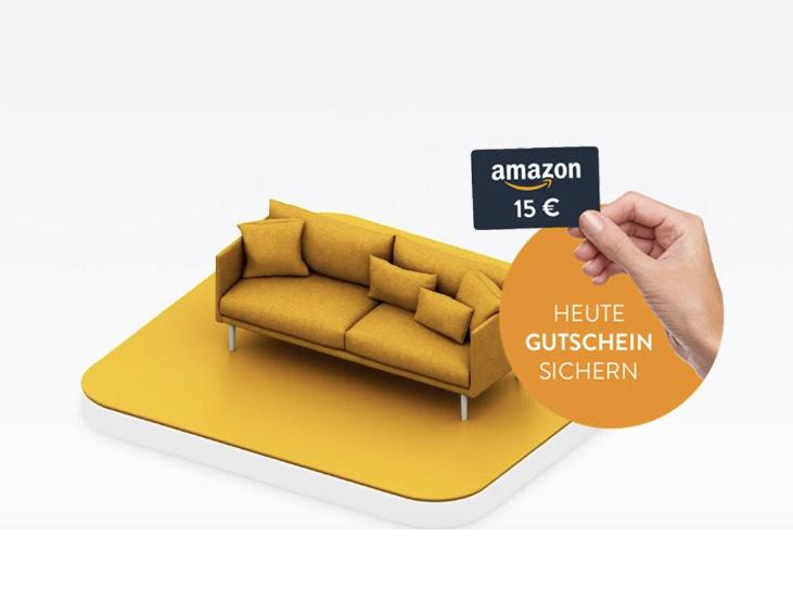[HUK24] 15 Euro Amazon.de Gutschein bei Abschluss einer Hausratversicherung [bis zum 11.10.]