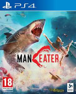 Maneater - Day One Edition (PS4/Xbox One) für 29,90€ oder 24,90€ mit Gutschein (Gamelimit)
