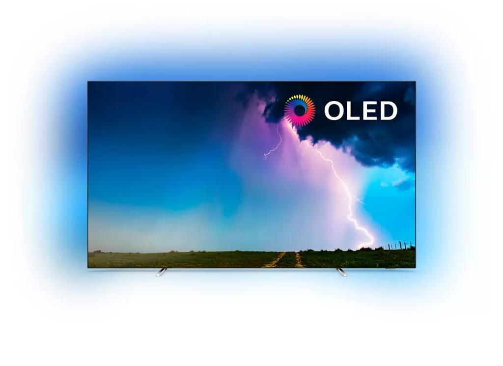 PHILIPS 55OLED754/12 OLED TV (55 Zoll, OLED 4K, Ambilight, Saphi) bei Abholung