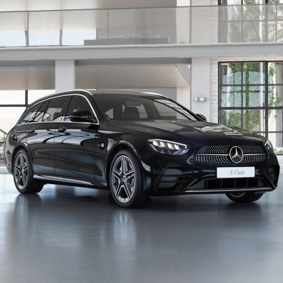 [Gewerbe] Mercedes-Benz E 300 e T-Modell AMG + Sonderausstattung (211+122 PS) eff. mtl. 328,49€, LF 0,51, GF 0,55, 36 Monate, BAFA, konfig.
