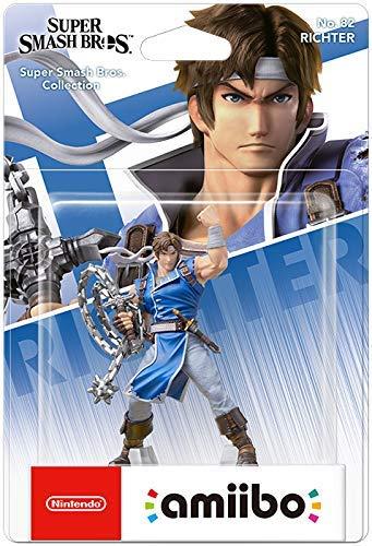Nintendo amiibo (Super Smash Bros. Collection) Richter Belmont für 6,42€ (Amazon Prime)