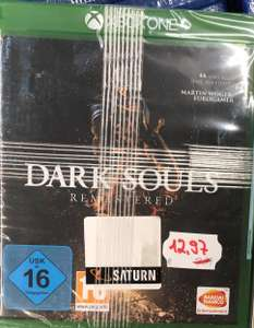 [Lokal SATURN Köln Porz] Dark Souls Remastered Xbox One