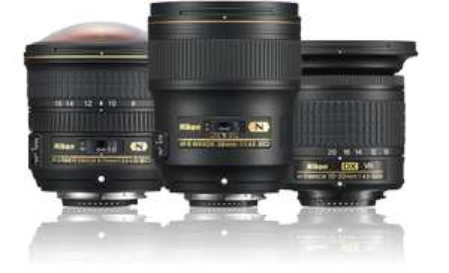 -10% auf alle Nikon F-Mount Objektive