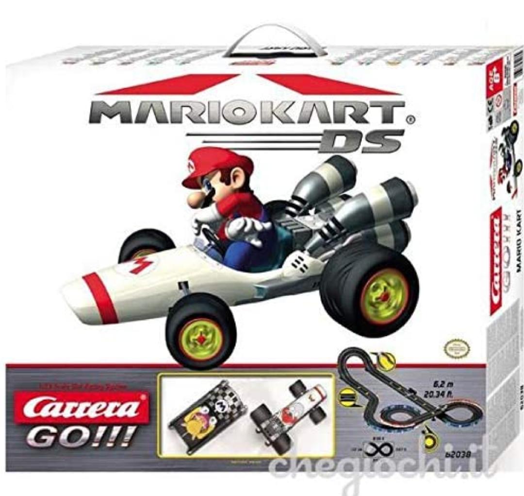 Carrera 20062038 - GO!!! Mario Kart