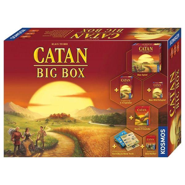 """Die Siedler von """"Catan Big Box"""" bei Smyths Toys"""