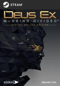 Deus Ex: Mankind Divided Digital Deluxe Edition inkl. Season Pass (Steam) für 5,40€ (GreenManGaming)