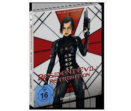 Resident Evil Retribution 3D - limitiertes Steelbook - Vorbestellen bei MediaMarkt