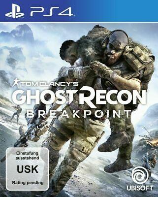Tom Clancy's Ghost Recon: Breakpoint - [PlayStation 4] [eBay Mediamarkt Mannheim]