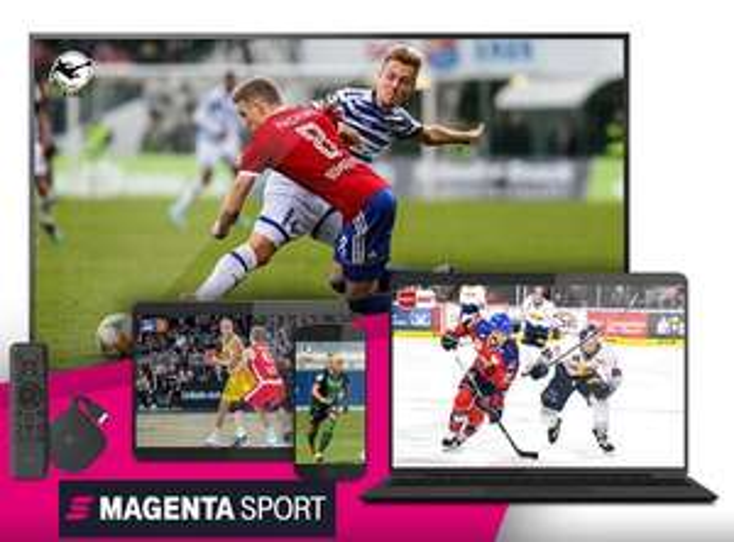Magenta Sport für MagentaZuhause & MagentaMobil Kunden 12 Monate kostenlos - Für Nicht-Telekom Kunden jetzt 3 Monate kostenlos im Jahresabo