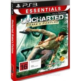 (UK) Uncharted: Drakes Schicksal (Drake's Fortune ) Essentials [PS3] für ca. 13.86€ @ Shopto