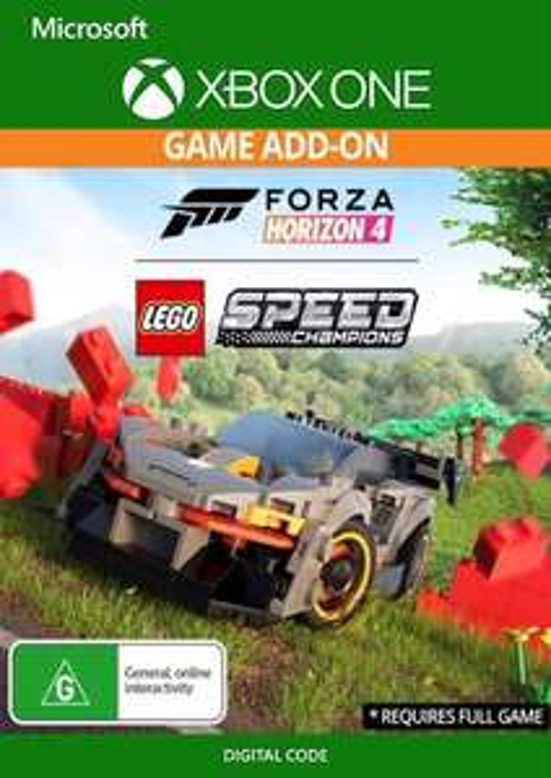 Forza Horizon 4: Lego Speed Champions DLC (Xbox One/PC Digital Code Play Anywhere) für 7,69€ (CDKeys VPN UK)
