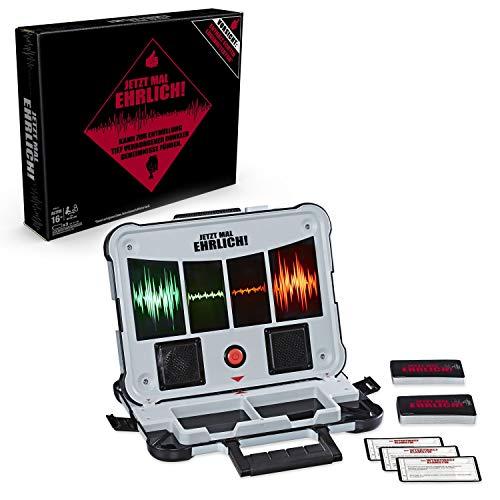 Hasbro - Jetzt mal ehrlich!, Partyspiel mit Lügendetektor für 8,63€ (Amazon Prime)