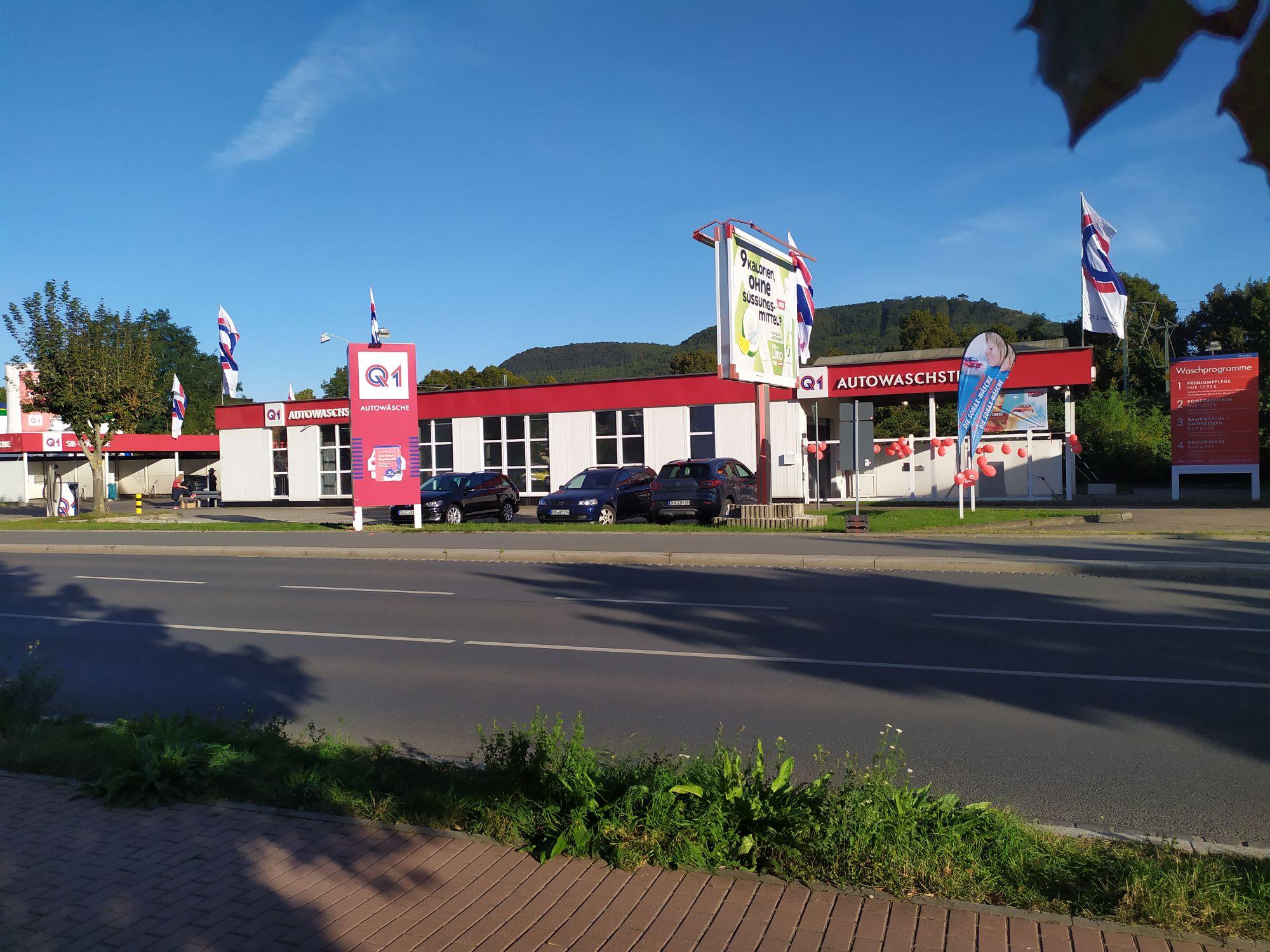 Basis Autowaschpflege für 1 Euro in Jena