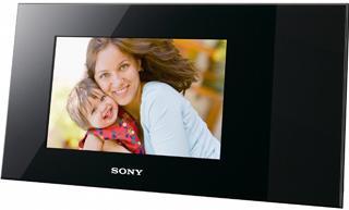 POLEN : Sony DPP-F700B Bilderrahmen mit Fotodrucker im  Mediamarkt für ~ 48 €
