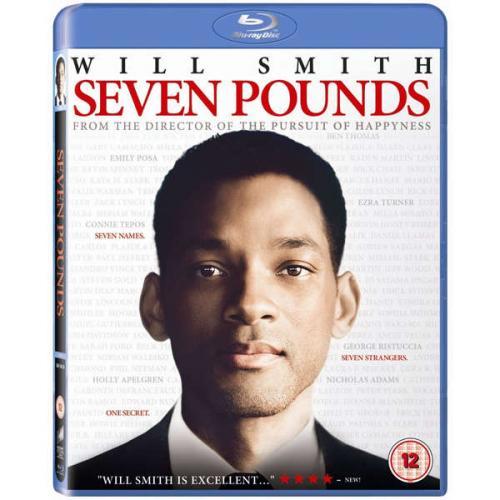 Blu-Ray - Sieben Leben (Seven Pounds) für €5,83 [@Wowhd.co.uk]