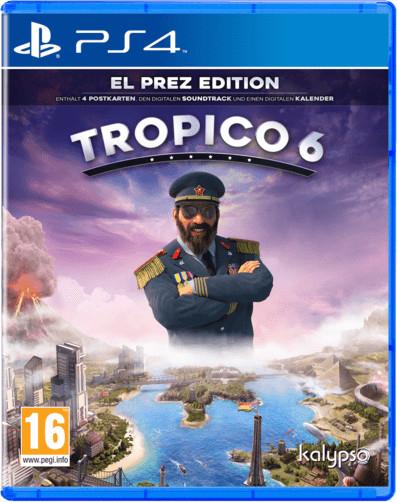 Tropico 6 El Prez Edition (PS4) für 18,30€ & (Xbox One) für 18,70€ (Base.com)